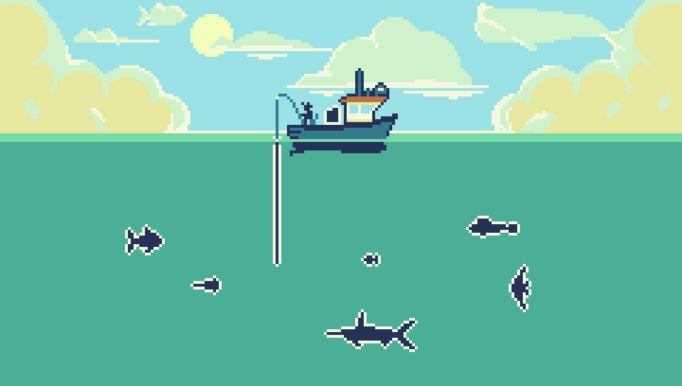 Fishing Mockup Day